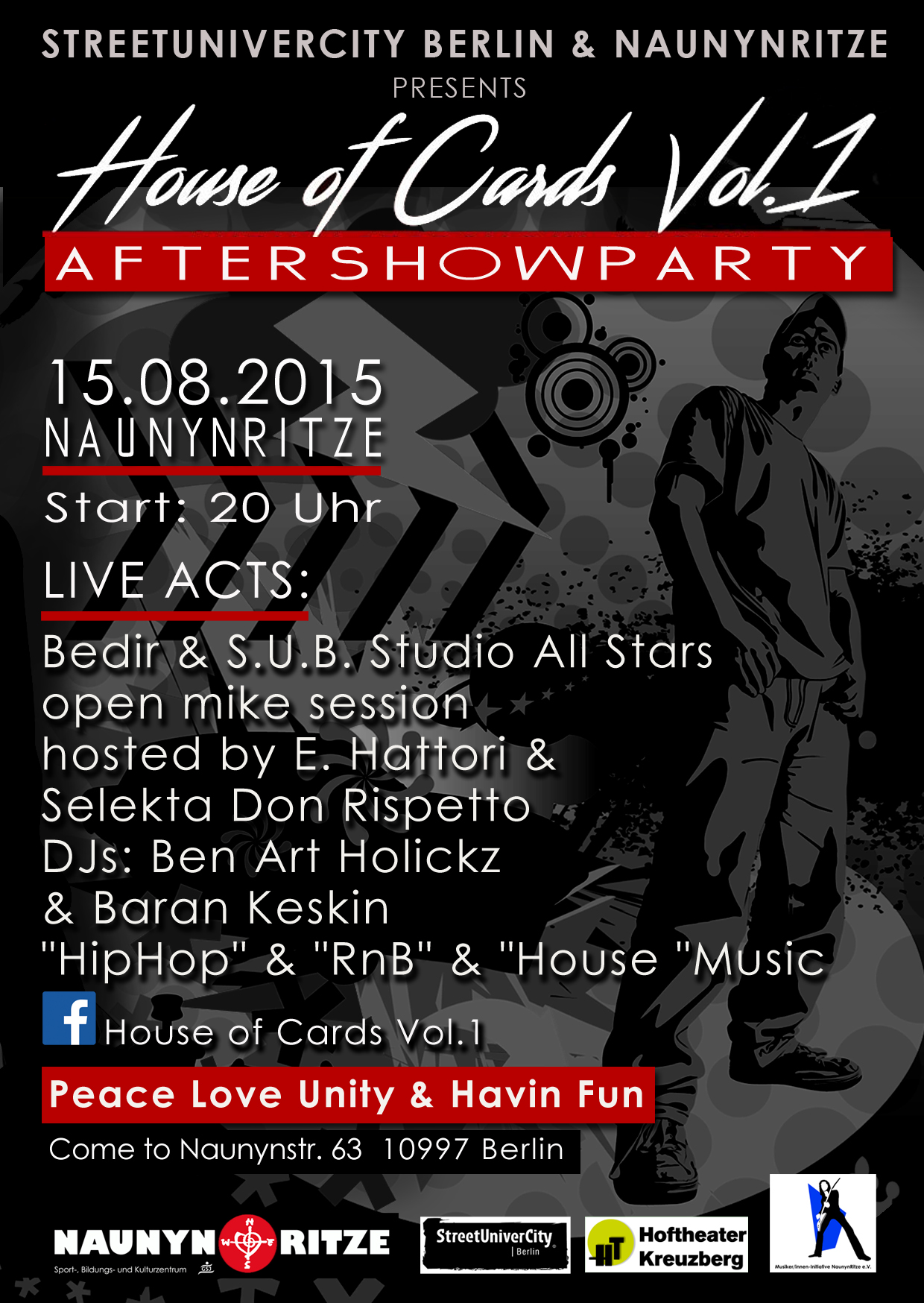 Aftershowparty 2