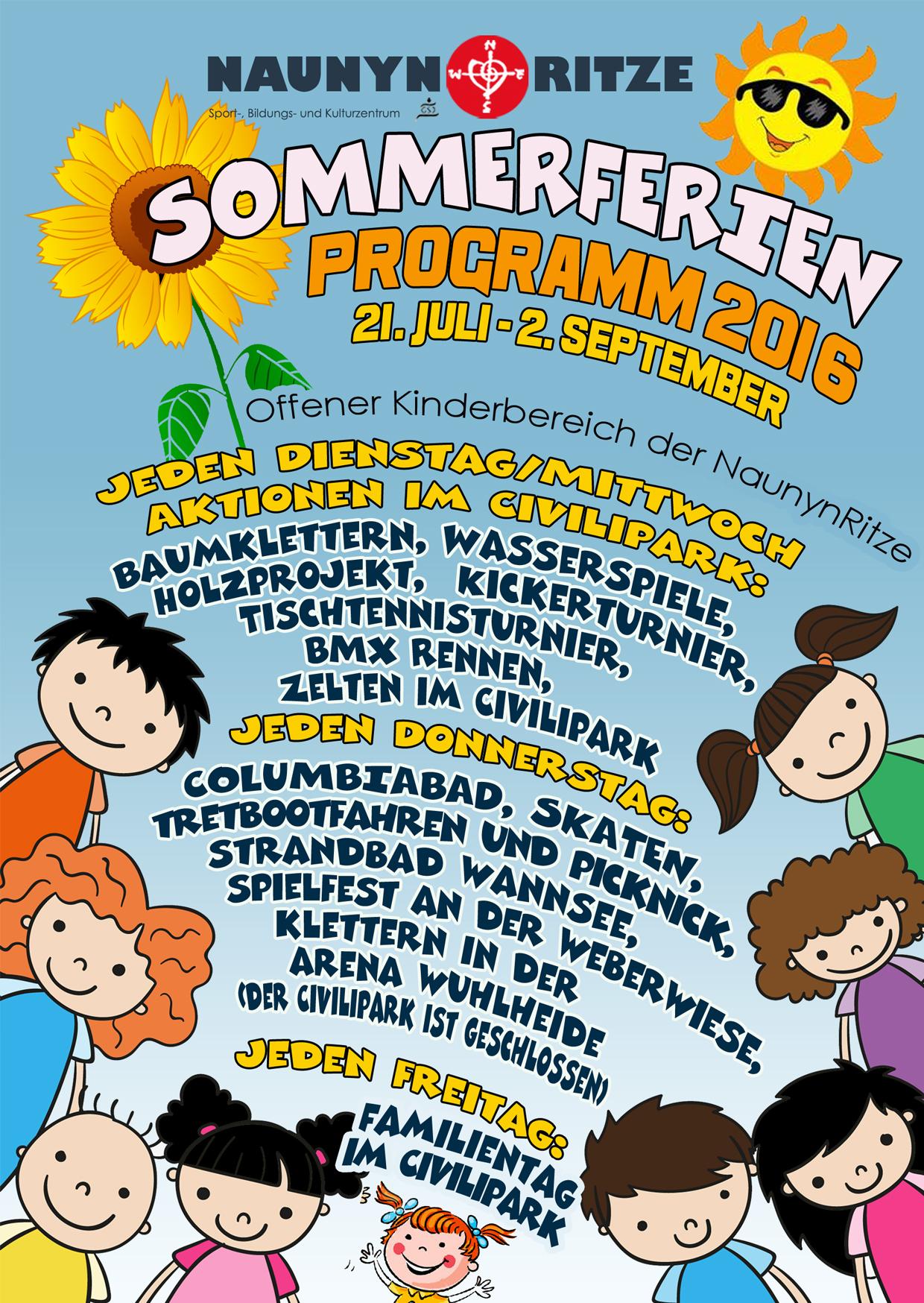 Sommer Kids Web